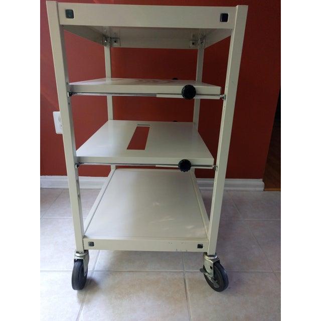 Vintage Multi-Function Metal Cart - Image 5 of 10