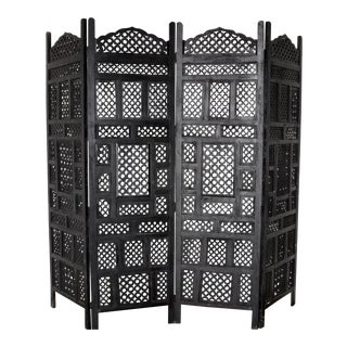 4 Panel Moroccan Inspire Screen