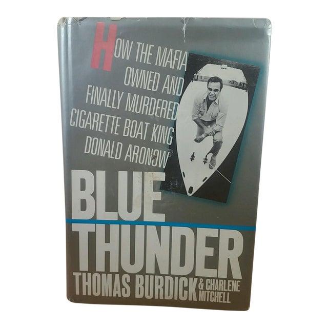 """Blue Thunder"" 1990 Thomas Burdick & Charlene Mitchell For Sale"