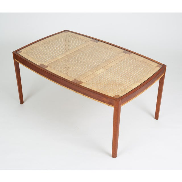 Brown Mexican Modern Dining Table by Michael Van Beuren for Domus Mexico For Sale - Image 8 of 13