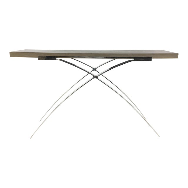 Interlude Home Kiren Console Table For Sale