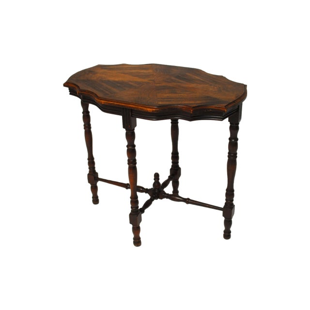 Mahogany Occasional Table - Image 1 of 6