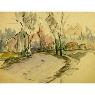 C. Heintz, Road to Houses For Sale