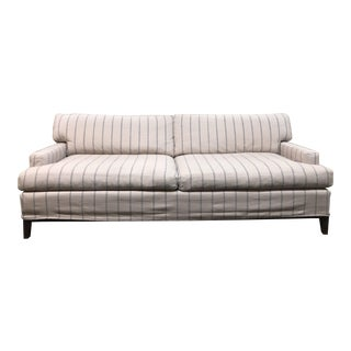 Quatrine Manhattan Striped Sofa