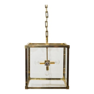 Marlowe 16 Lantern by Remains Lighting For Sale