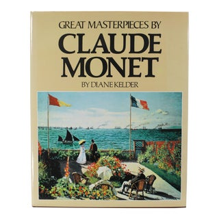 Great Masterpieces by Claude Monet