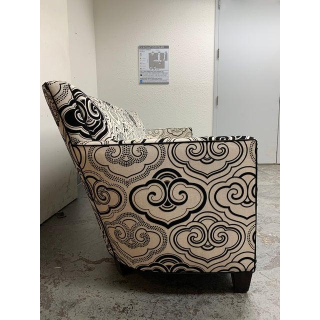 A. Rudin A. Rudin Osborne & Little Fabric Custom #2612 Sofa For Sale - Image 4 of 12