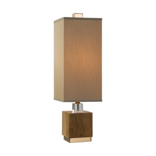 Caramel Color Modern Lamp For Sale
