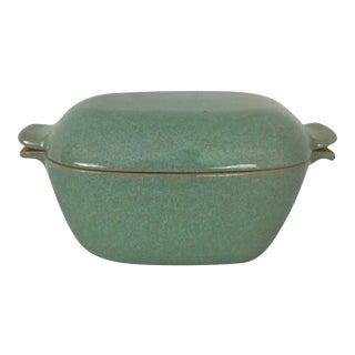 Glidden Matrix Turquoise Large Casserole