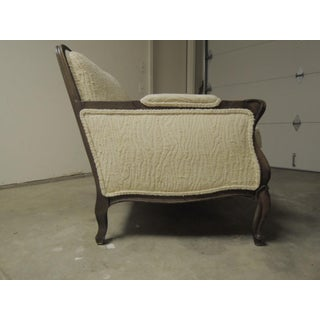 Early 20th Century Edwardian Style Settee French Cottage Sofa Preview
