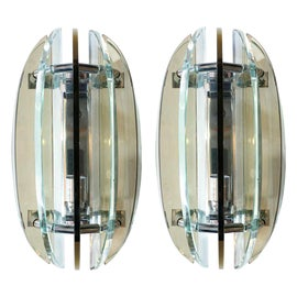 Image of Transparent Sconces and Wall Lamps