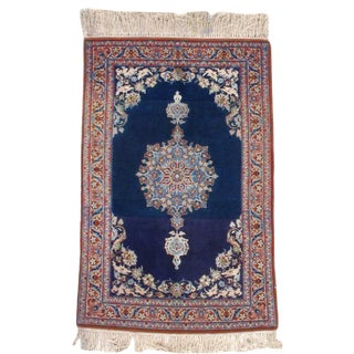 """Persian Isfahan Rug-2'2'x3'4"""" For Sale"""