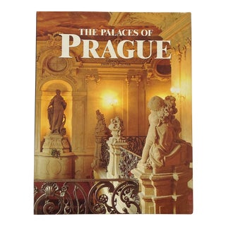 The Palaces of Prague by Zdeněk Hojda For Sale