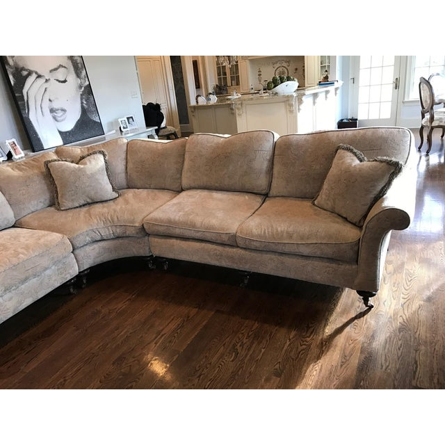 Custom Dino Mark Anthony Sectional For Sale - Image 10 of 10