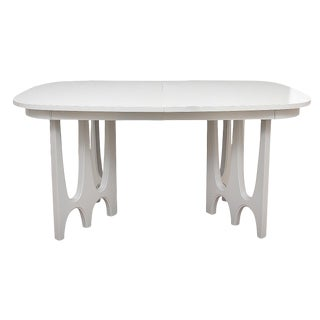 1960s Vintage Broyhill Brasilia Dining Table For Sale