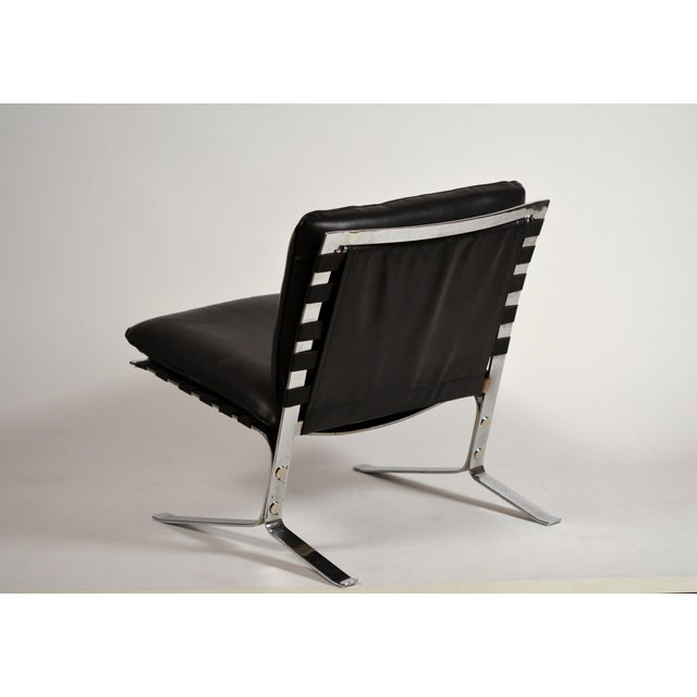 1970s Original 'Joker' Lounge Chairs by Olivier Mourgue for Airborne - a Pair For Sale - Image 5 of 12