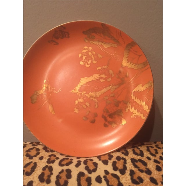 Dorothy Thorpe Persimmon China Set - Set of 67 For Sale - Image 5 of 10