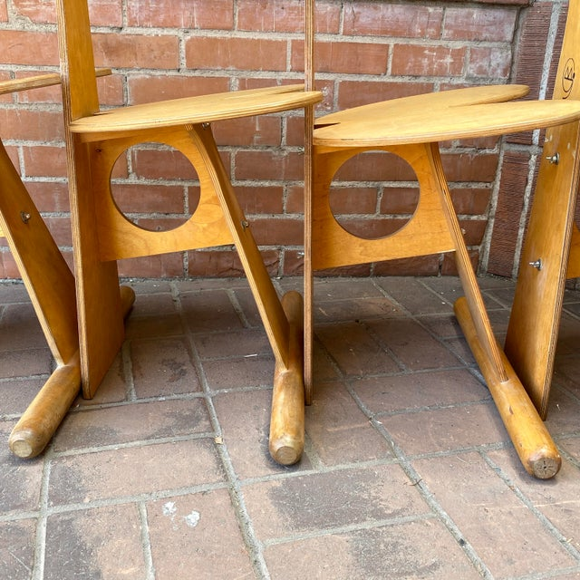 Max Gottschalk Fanny Chairs - Set of 6 For Sale - Image 11 of 13