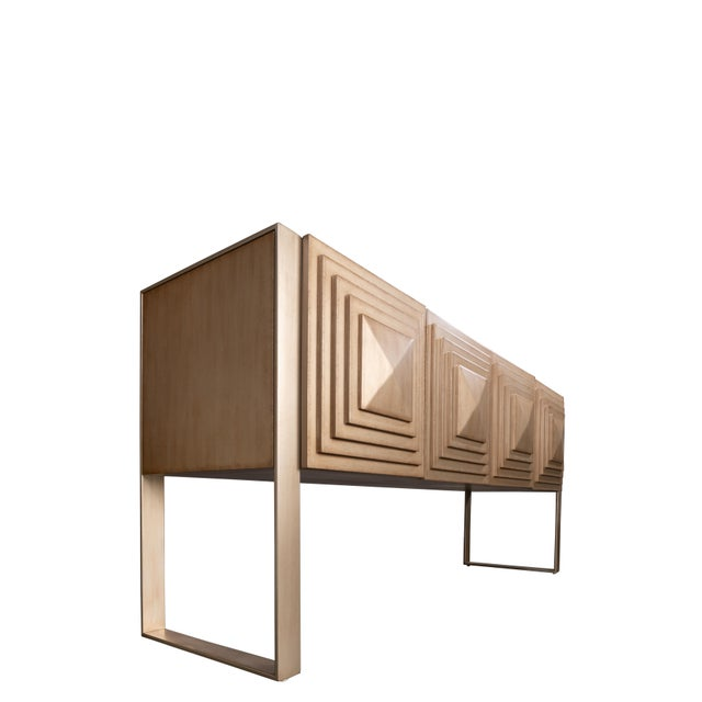 Contemporary Paxton Console Server For Sale - Image 3 of 9