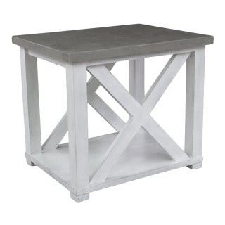 Fremarc Designs Montage End Table For Sale