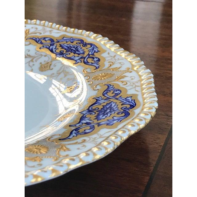 Coalport Porcelain Coalport Dinner Plates - Set of 10 For Sale - Image 4 of 7
