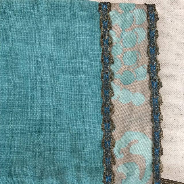 Fortuny Textile Christmas Stocking - Image 3 of 4