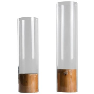 Pair of One-Off Vases by Carla Venosta For Sale