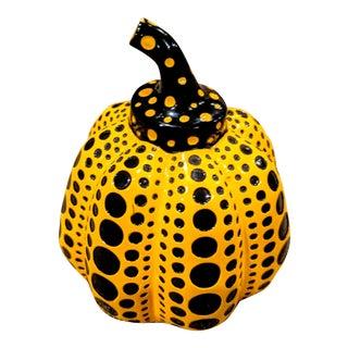 MoMA Design Yayoi Kusama Pumpkin Sculpture For Sale