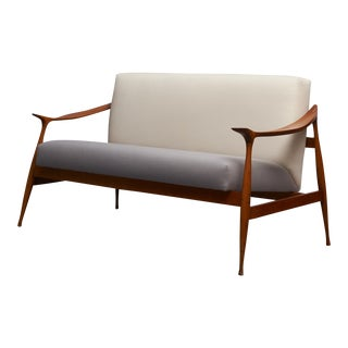 Ico Parisi 'Lord' Settee For Sale