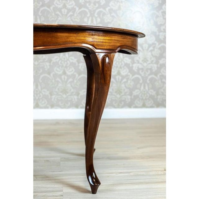 19th-Century Louis Philippe Living Room Table For Sale - Image 4 of 8