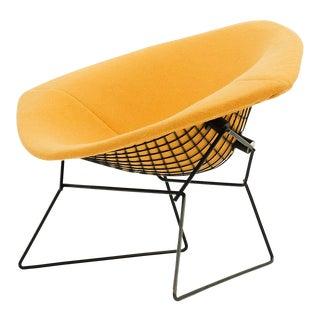 1970s Danish Modern for Knoll International Bertoia Large Diamond Chair For Sale