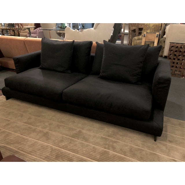 Camerich Lazy Time Small Sofa From the Alchemy Collection For Sale - Image 9 of 9