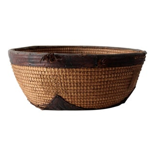 Antique African Bowl For Sale
