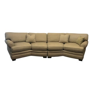 Taylor King Continental Sofa For Sale