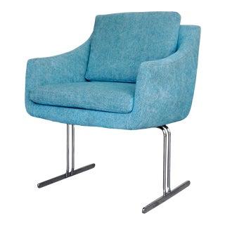 Mid-Century Modern Vecta Italian Chair For Sale