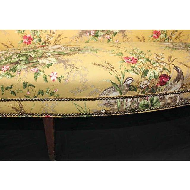 Early 19th Century Early 19th Century Federal Sofa For Sale - Image 5 of 11