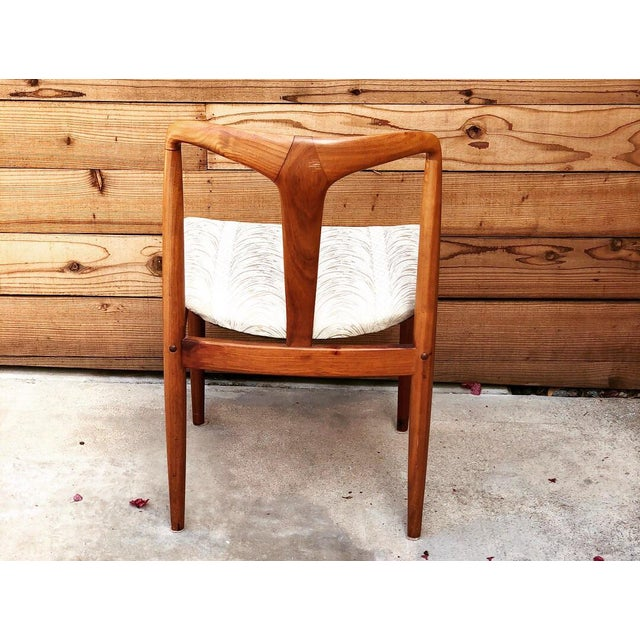 Mid-Century 'Juliane' Dining Chairs - Set of 8 - Image 4 of 6
