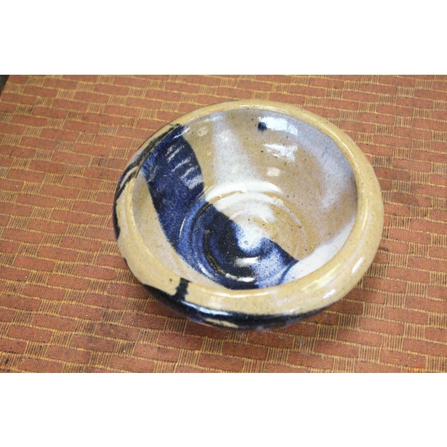 Southwestern Pottery Bowl For Sale - Image 4 of 5