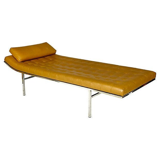 Mid-Century Modern 1960s Jules Heumann Daybed For Sale - Image 3 of 10