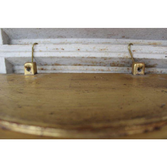 Pair of Giltwood Wall Brackets For Sale - Image 9 of 11