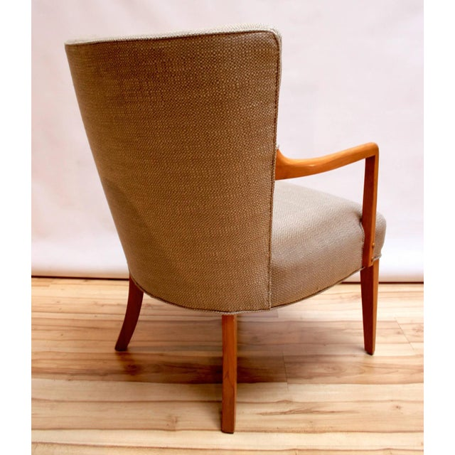 Mid-Century Modern Lounge Chairs - Pair - Image 5 of 10
