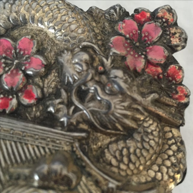 Vintage Japanese Jewelry Boxes - A Pair - Image 6 of 9