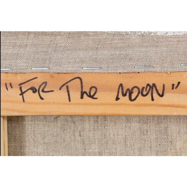 "William Eckhardt Kohler, ""For the Moon"" For Sale In Chicago - Image 6 of 8"