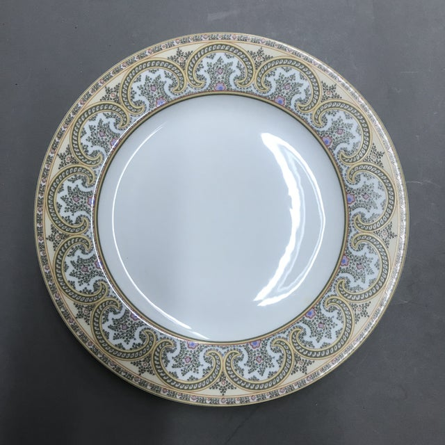 1960s Vintage Patrick Frey for Philippe Deshoulieres, Limoges France Dinnerware - 10 Pieces For Sale - Image 12 of 13
