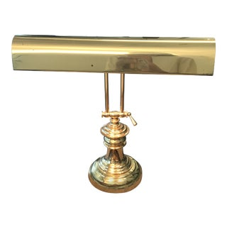 Solid Brass Adjustable Task Lighting