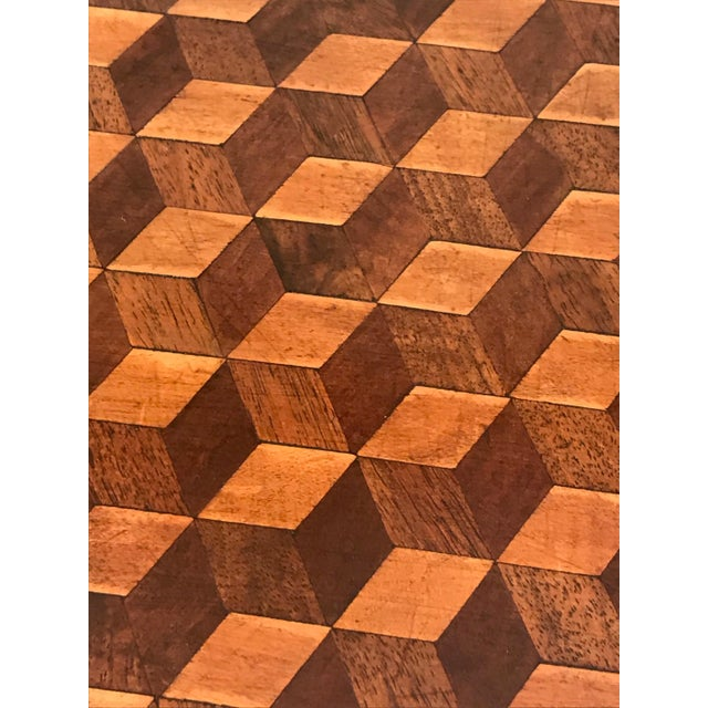 19th Century Italian Marquetry Pedestal Center Table For Sale In West Palm - Image 6 of 13