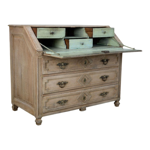 1860s French Secretary Cabinet For Sale