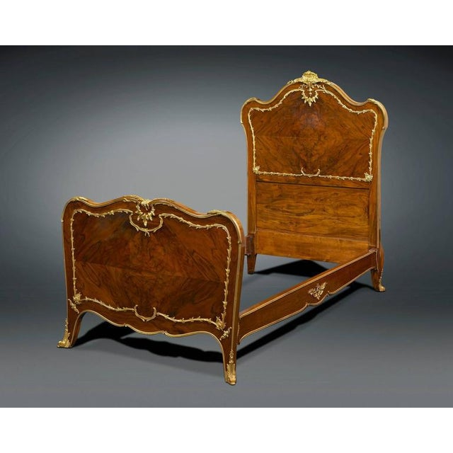 Rococo Style Twin Beds - A Pair - Image 6 of 8