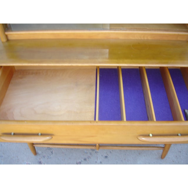 Cushman Contemporary Hutch /Sideboard - Image 3 of 8