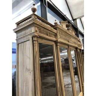 19th Century French Bleached Walnut Cabinet Preview